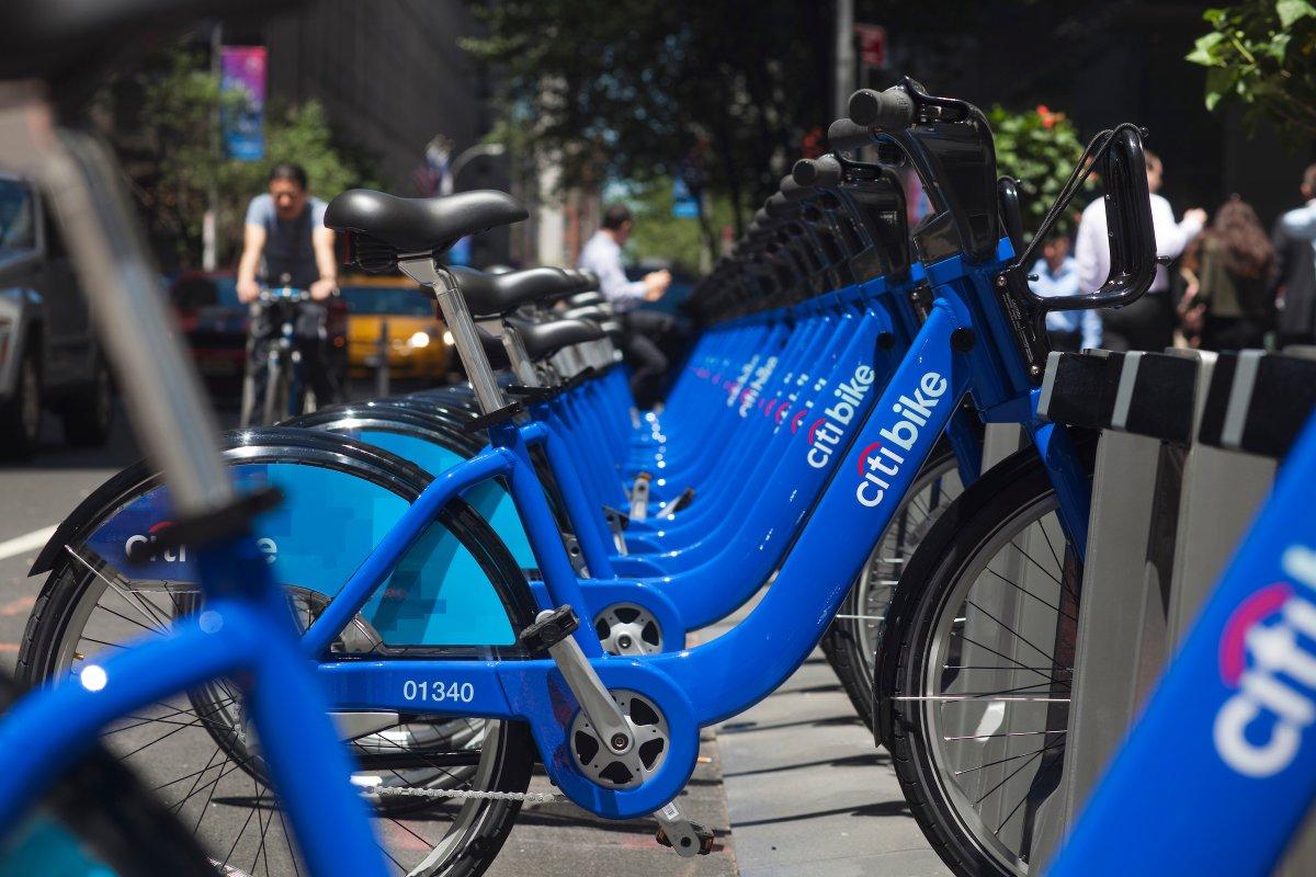 CitiBike triplicará su flota y duplicará el área de cobertura en Nueva York