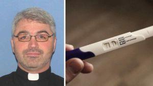 Acusan a sacerdote de haber tenido sexo con una menor y dejarla embarazada