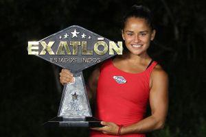 Marisela 'Chelly' Cantú revela lo que hará con los $200 mil dólares tras ganar 'Exatlón' de Telemundo