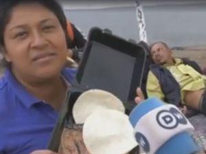 Localizan a Miriam Celaya, la hondureña que no le gustan los frijoles