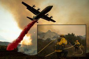 Bomberos podrían tardar hasta finales de noviembre para controlar los mortales incendios en California