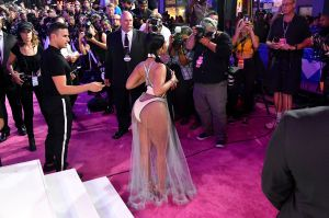 La impactante propuesta de Nicki Minaj en los People's Choice Awards
