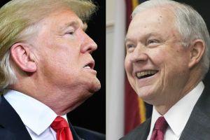 Estallan más problemas para Trump con reemplazo de Sessions