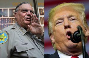 Trump se inspira en el Sheriff Joe Arpaio para amenazar a inmigrantes