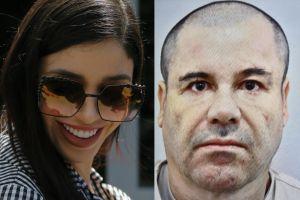 """La inesperada súplica de """"El Chapo"""" al juez sobre su bella esposa"""