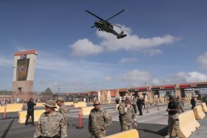 Nielsen pide extender presencia de soldados en frontera hasta finales de enero próximo