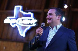 Republicano Ted Cruz ve posible una barrida demócrata en las elecciones