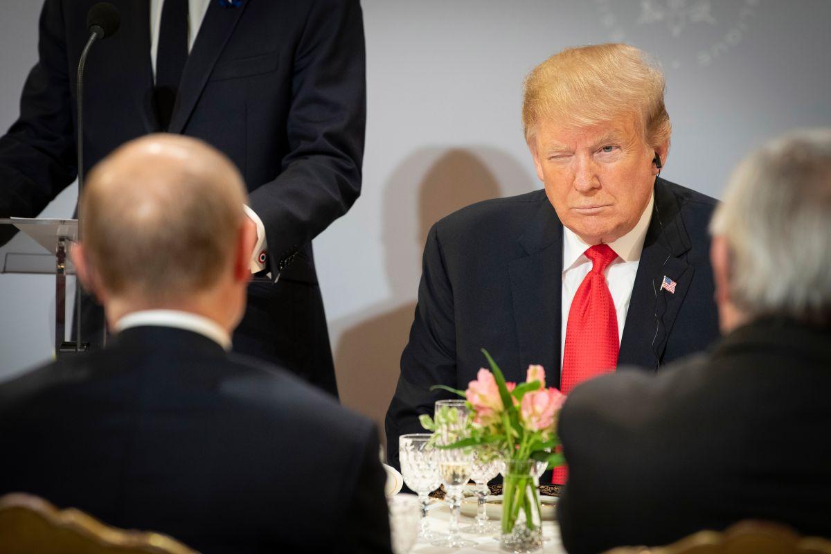 "Francia califica a Trump de ""indecente"""