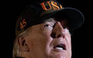 Trump confiesa su gran miedo de visitar tropas de EEUU en Irak y Afganistán