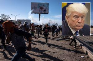 Activistas y legisladores exigen explicación sobre ataque con gases lacrimógenos en frontera