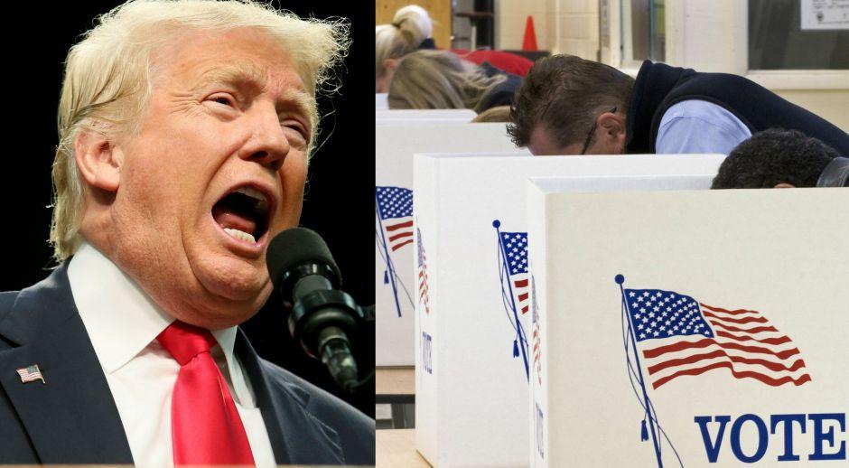 Trump juega sucio con sectores republicanos en el vital recuento de votos en Florida