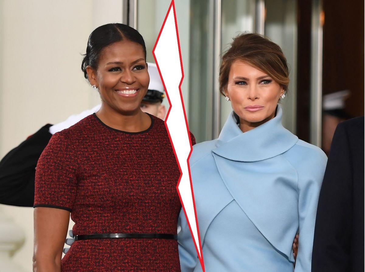 Melania Trump lanza nueva directa a Michelle Obama