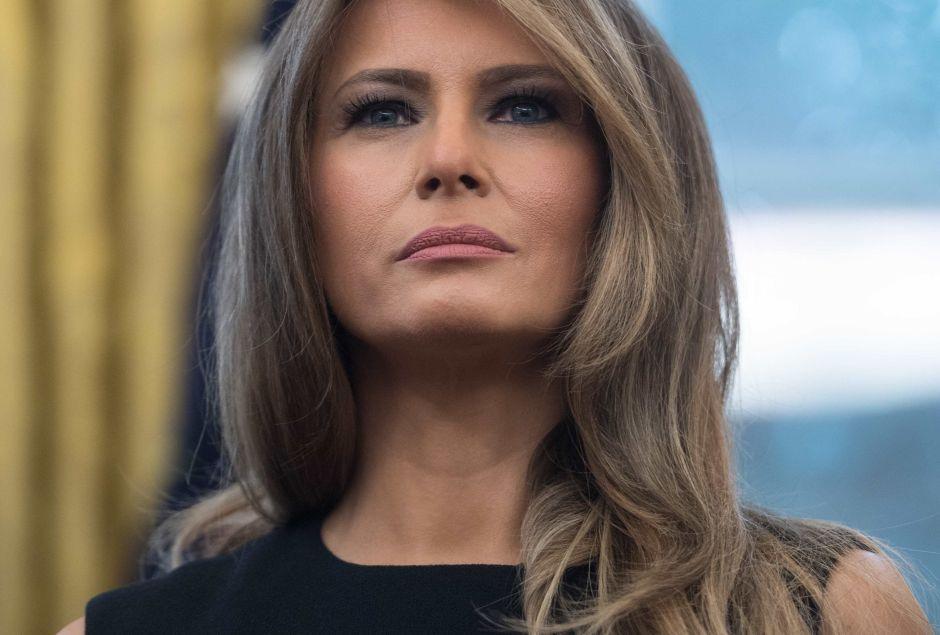 "Melania gana ""pulso de poder"" en la Casa Blanca"