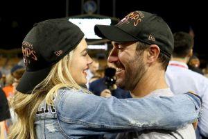 Kate Upton y Justin Verlander reciben a su primera hija juntos
