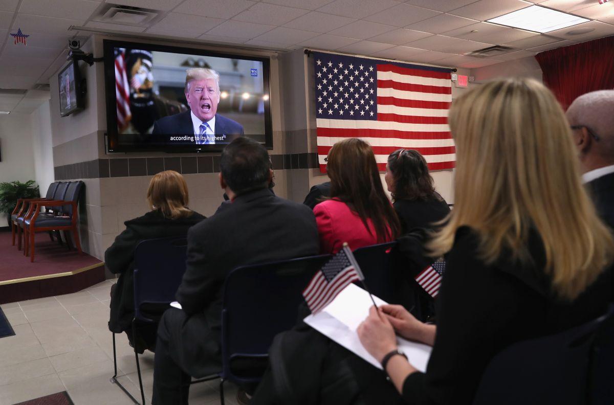 Así ha cambiado Trump al sistema migratorio con gran impacto en comunidad hispana