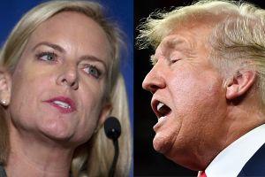 Trump no aguanta más y prepara despido de directora de DHS