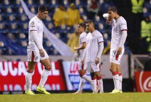 Chivas consumó su enorme fracaso en la temporada tras dejar ir el triunfo en Puebla
