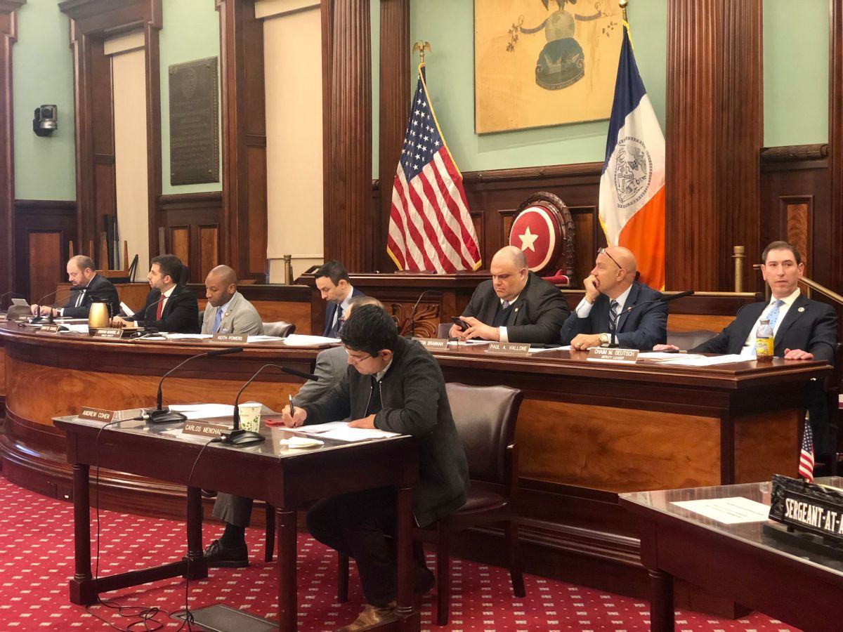 Concejo Municipal analiza dos proyectos de ley que buscan enfrentar el creciente clima de odio que afecta a la Gran Manzana.