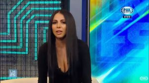"""VIDEO: Jimena Sánchez quiere """"mover el cuerpo"""" con Maradona"""