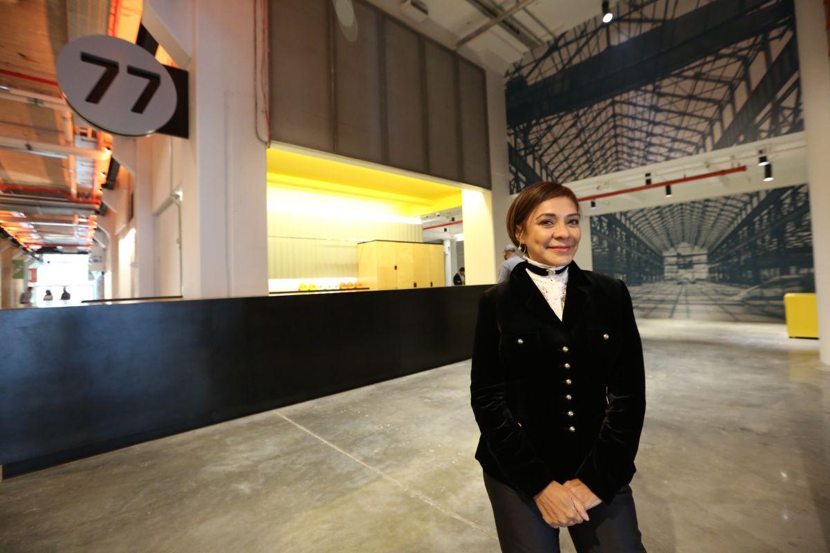 Maribel Lieberman se instalará en primavera en uno de los locales del último edificio abierto en Brooklyn Navy Yard, el conocido como 77./Mariela Lombard