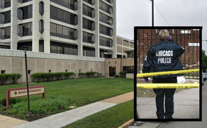Tiroteo en hospital de Chicago, varias personas heridas incluido un policía