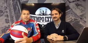 """Tiempo Extra: Entrevista con Orlando """"El Gato"""" Melendez de los Globetrotters"""