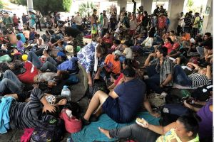 Exigen a Puebla que busque a 100 migrantes desaparecidos