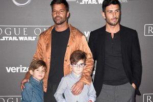 ¡Mira lo grandes que están los hijos de Ricky Martin!