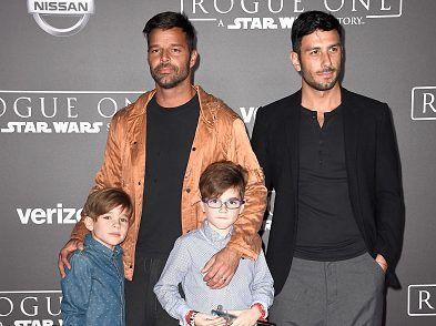 Ricky Martin y Jwan Yosef se convierten en papás de una niña