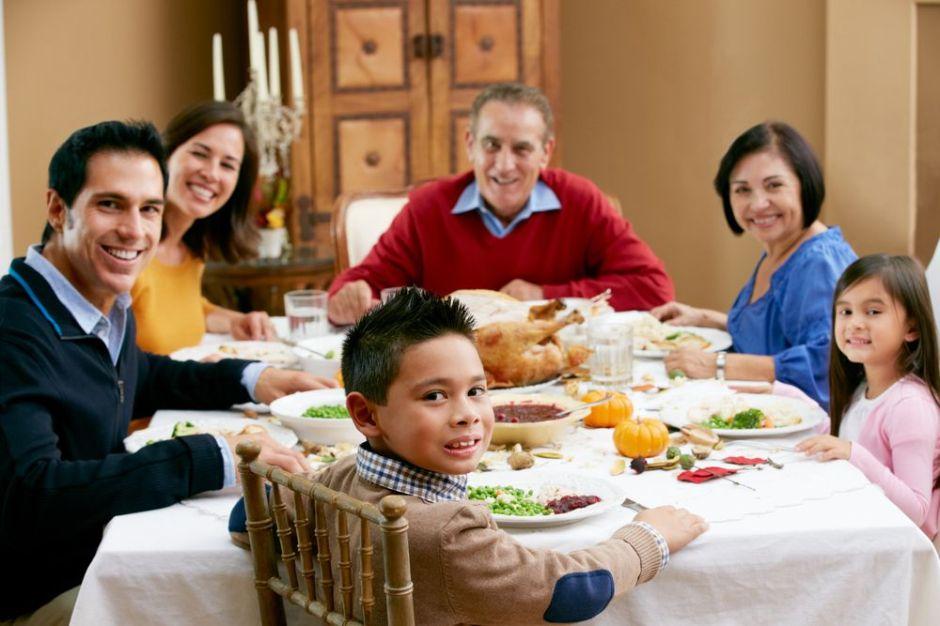 La mejor receta de pavo y todo lo que necesitas para una inolvidable celebración de Acción de Gracias 2018