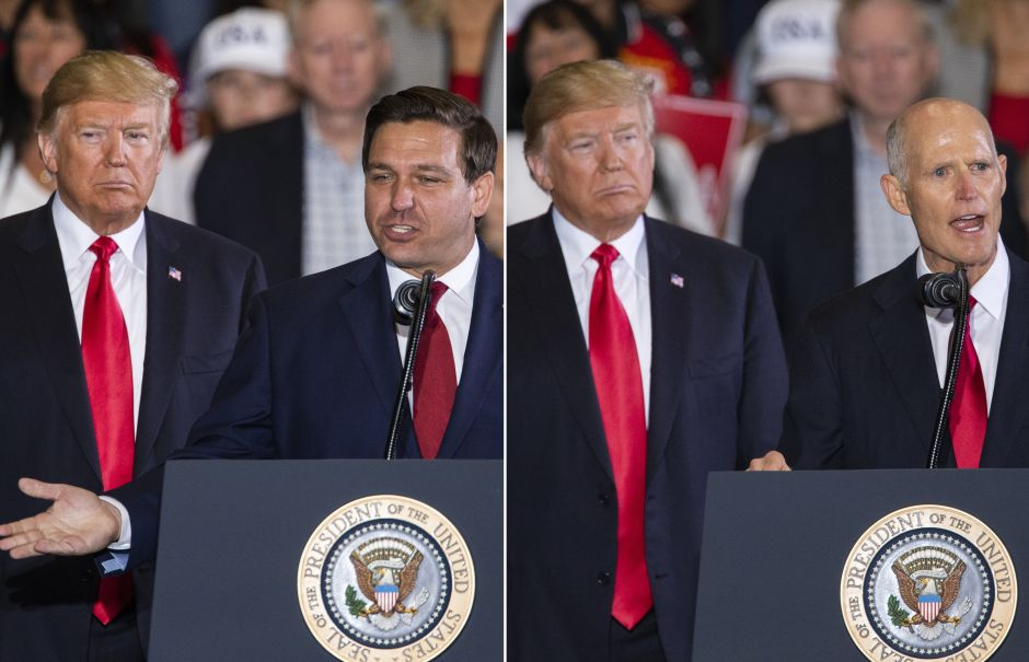Republicanos ganan en Florida, estado clave para Trump en 2020