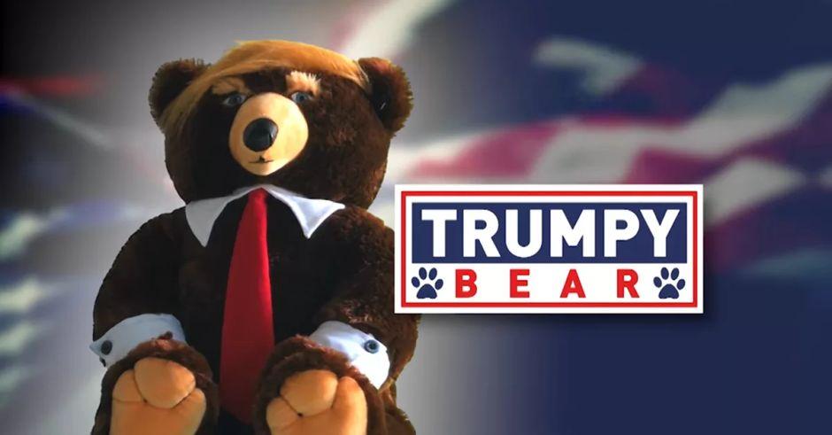 """""""Trumpy"""", el oso de peluche que los republicanos regalarán durante las fiestas"""