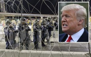 """Gobierno Trump autoriza al ejército usar """"fuerza letal"""" contra Caravana Migrante"""