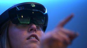 Cómo son las gafas HoloLens de Microsoft que el ejército de EEUU usará en combate