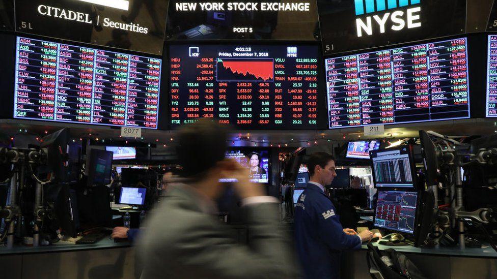 Bolsa de Nueva York cierra sedes y entra en cuarentena por coronavirus; transacciones electrónicas desde el lunes