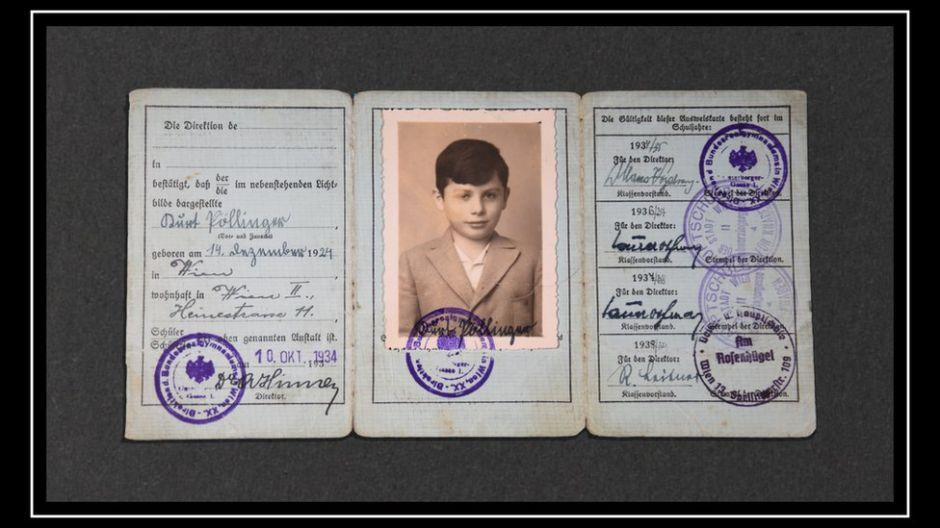 El niño que fue dejado atrás por su madre en plena invasión nazi