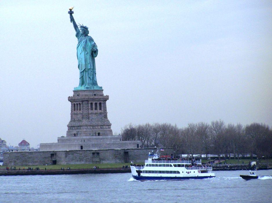Estatua de la Libertad no será afectada por cierre del gobierno federal