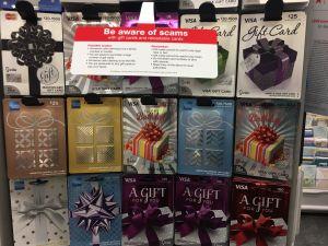 ¡Cuidado! Nueva estafa te invita a pagar tus impuestos con tarjetas de regalo