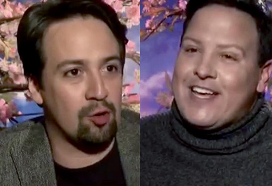 Sueño cumplido: El encuentro de Lin-Manuel Miranda y Raúl González
