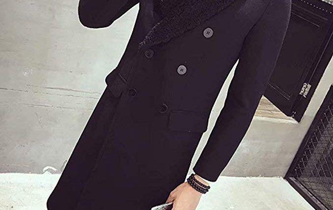 7 elegantes gabardinas de lana para hombres