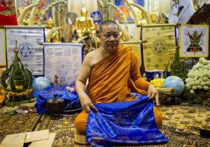 Un monje budista muere luego de ser atacado por un leopardo mientras meditaba