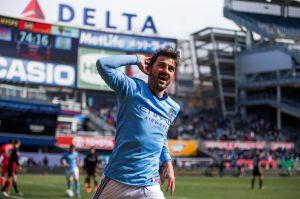 David Villa deja al NYCFC para emigrar a Japón donde lo espera Andrés Iniesta