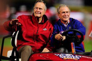 George H.W. Bush, el mejor deportista que llegó a la Casa Blanca