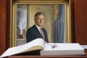 Capilla ardiente del expresidente George H.W. Bush será en la Rotonda del Capitolio