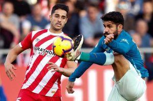 El Girona le quita al Atlético de Madrid la posibilidad de ponerse segundo