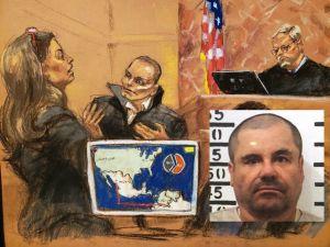 """La nueva estrategia de la defensa de """"El Chapo"""" para salvarlo"""
