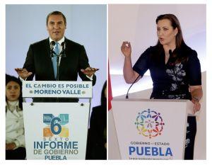 Muere gobernadora de Puebla, Martha Erika Alonso y el senador Rafael Moreno Valle en accidente aéreo