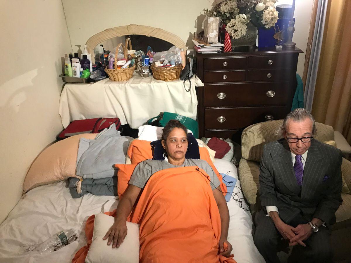 Madre dominicana herida por oficial del NYPD pide justicia