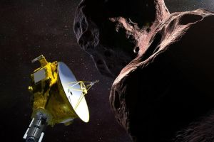 Una nave espacial se acercará al objeto más lejano visitado por la humanidad en Año Nuevo