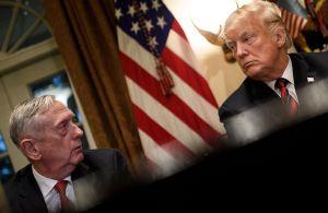 Como protesta renuncia secretario de Defensa de Trump, James Mattis